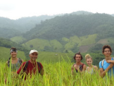 Our Thailand Yoga Teacher Training & Hypnotherapy Course