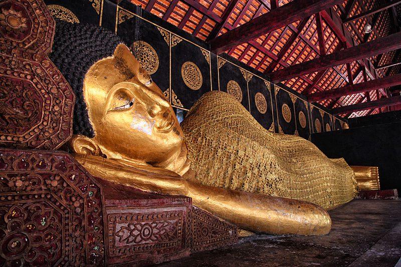Wat Chedi Luang Entrance Fee Wat Chedi Luang