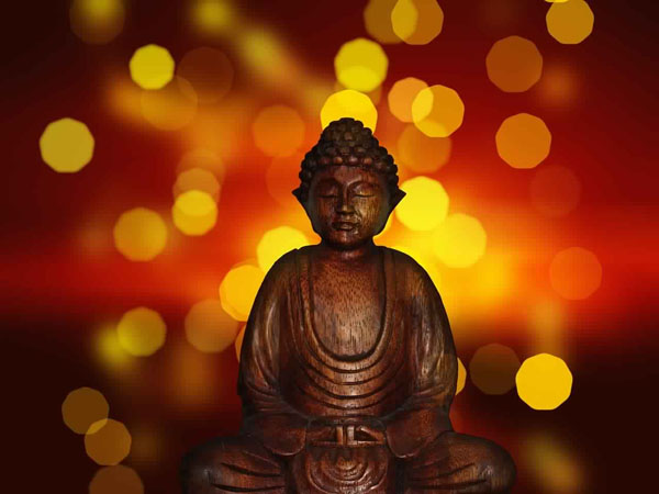 Hypnotherapy-Buddha