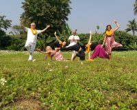 Yoga Teacher Training Chiang Rai, Thailand February 2017
