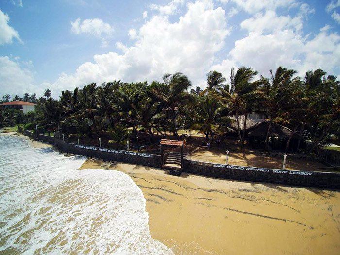 YTT Sri Lanka Hotel Beach