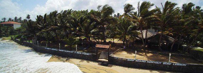 YTT Sri Lanka Hotel Compound