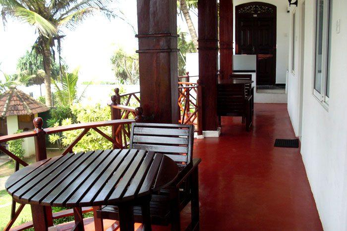 YTT Sri Lanka Veranda